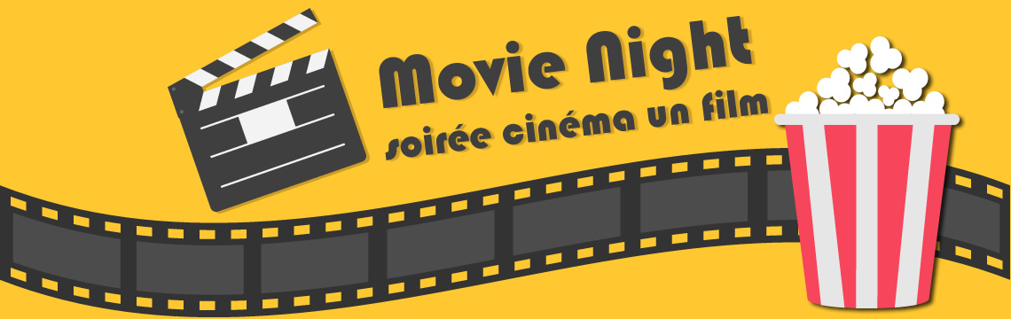 Movie night soir e cin ma un film for Pointe claire swimming pool schedule